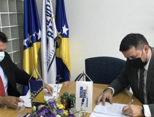 Razvojna banka FBiH potpisala Ugovor sa Intesa Sanpaolo Bankom BiH o korištenju sredstava Garancijskog fonda