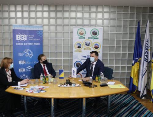 Razvojna banka FBiH potpisala ugovor sa BBI bankom za učešće u Garancijskom fondu